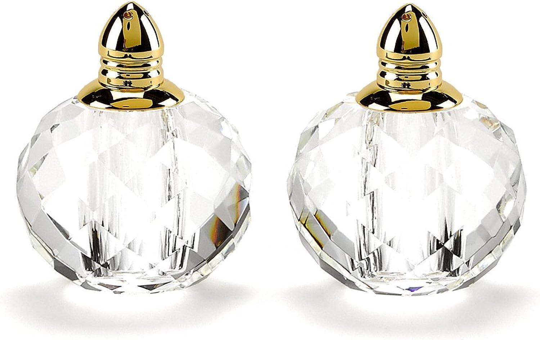 Badash Salt & Pepper Set - Zendra gold