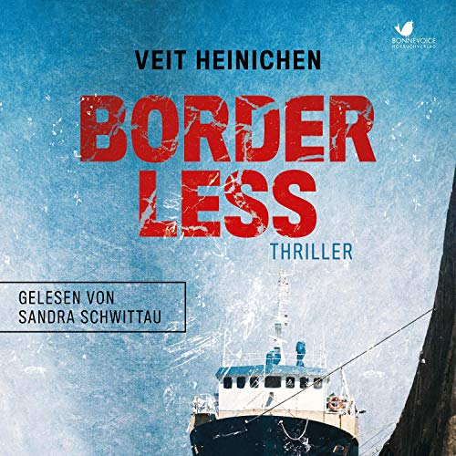 Borderless (German edition) audiobook cover art