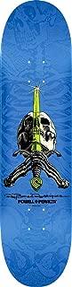 Powell-Peralta Ray Rodriguez Skull & Sword Popsicle Shape Blue