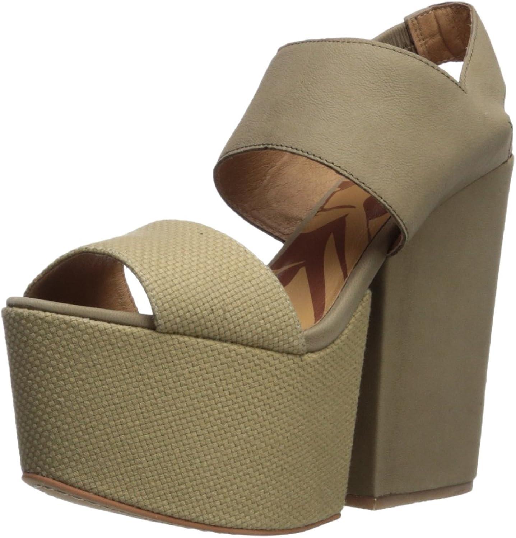 Matiko Woherrar Amazee Platform Wedge Wedge Wedge Sandal  bästsäljare