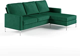 Amazon.com: Sectional Sofas - Sofas & Couches / Living Room ...