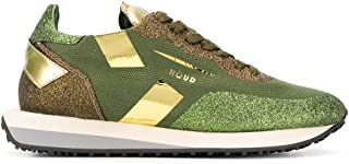 GHOUD Luxury Fashion Womens E19ISLLWMMB06 Green Sneakers | Fall Winter 19