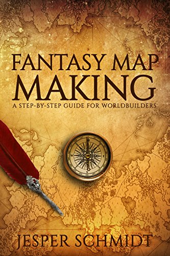 Fantasy Map Making: A step-by-step guide for worldbuilders (English Edition)