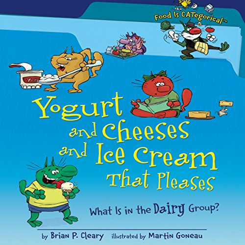 Yogurt and Cheeses and Ice Cream That Pleases [Revised Edition] copertina
