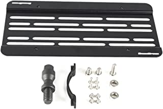 focus rs front license plate bracket