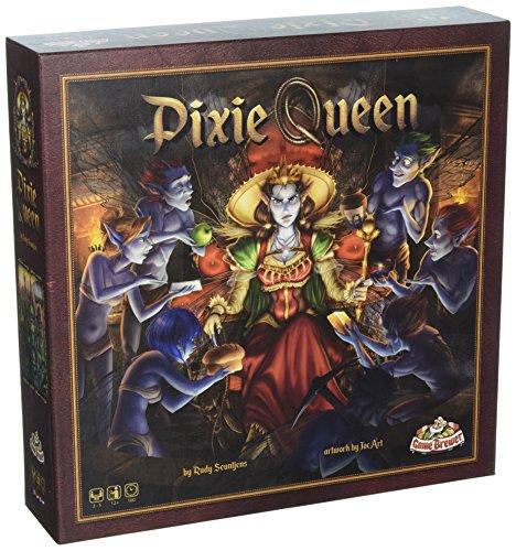 Game Brewer GAB001 Pixie Queen Stratégie de Jeu...