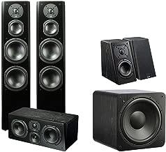 SVS Prime 5.1 Home Theater System (Premium Black Ash)
