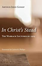 In Christ's Stead