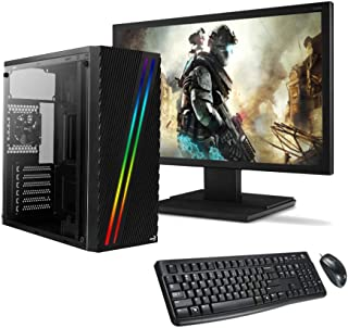 Computadora Killer Console i5 9400 8GB DDR4 1TB GTX 1650 LED