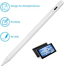 Electronic Stylus Pen for Amazon HD Fire 10 Tablet Pencil, Active Digital Capacitive Pen for...