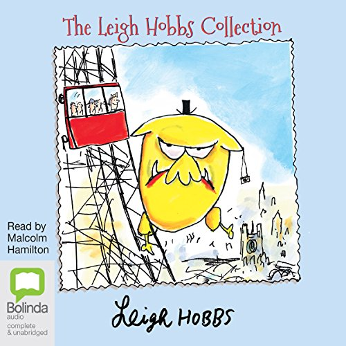 The Leigh Hobbs Collection audiobook cover art