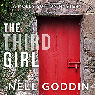 The Third Girl audiobook cover art