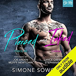 Pierced and Inked cover art