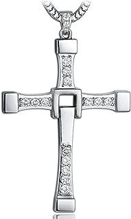 Best dom toretto cross necklace Reviews