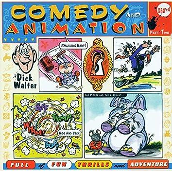 Comedy & Animation Volume II