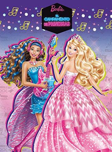 Barbie en el campamento de princesas (Barbie. Primeras
