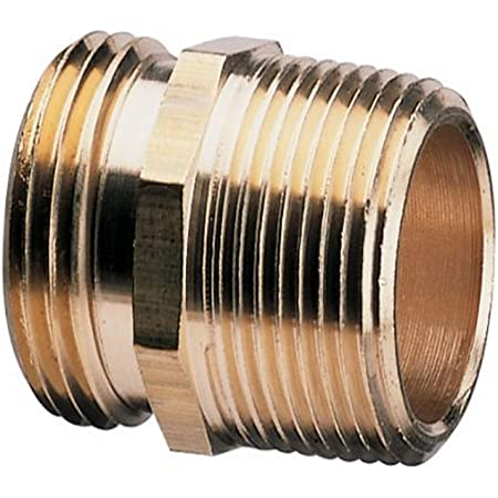 tThelazeecamper Hose Pipe adaptor 3//4 BSP MALE SCREW hozelock type accessory connector