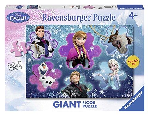 Disney Frozen - Puzzle Gigante de 24 Piezas (Ravensburger 5437)