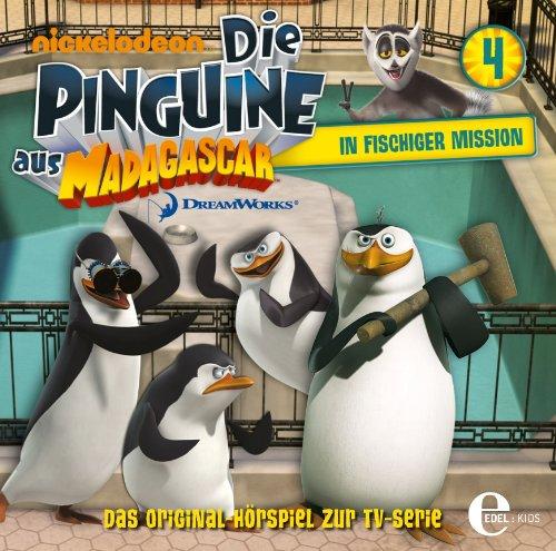 Die Pinguine aus Madagascar - Folge 4: In fischiger Mission