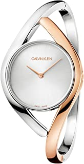 Calvin Klein Party K8U2MB16 Stainless Steel Analog Casual Watch for Women