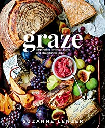 graze cookbook for entertaining
