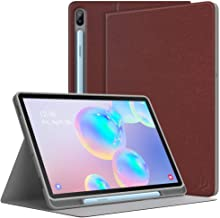 Dadanism Case Fit Samsung Galaxy Tab S6 10.5 2019 (SM-T860/SM-T865), Slim Light Weight Shock Proof Hard Cover with Auto Wa...