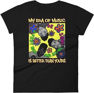 3 Feet High and Rising My Era of Music (80's & 90's) Women's T-Shirt