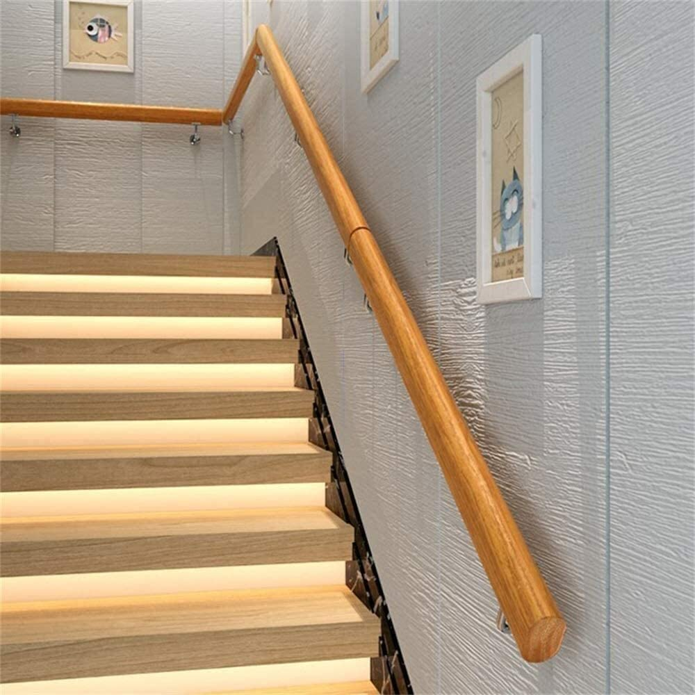 AGYQGOO Wall Handrail Award-winning store for Stairs Max 60% OFF Steps Pi Kit. Handrail-Complete