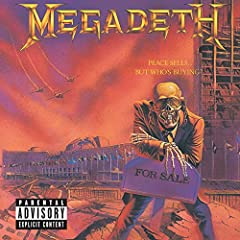 Megadeth - Peace Sells But Who's Buying - CD Brand New