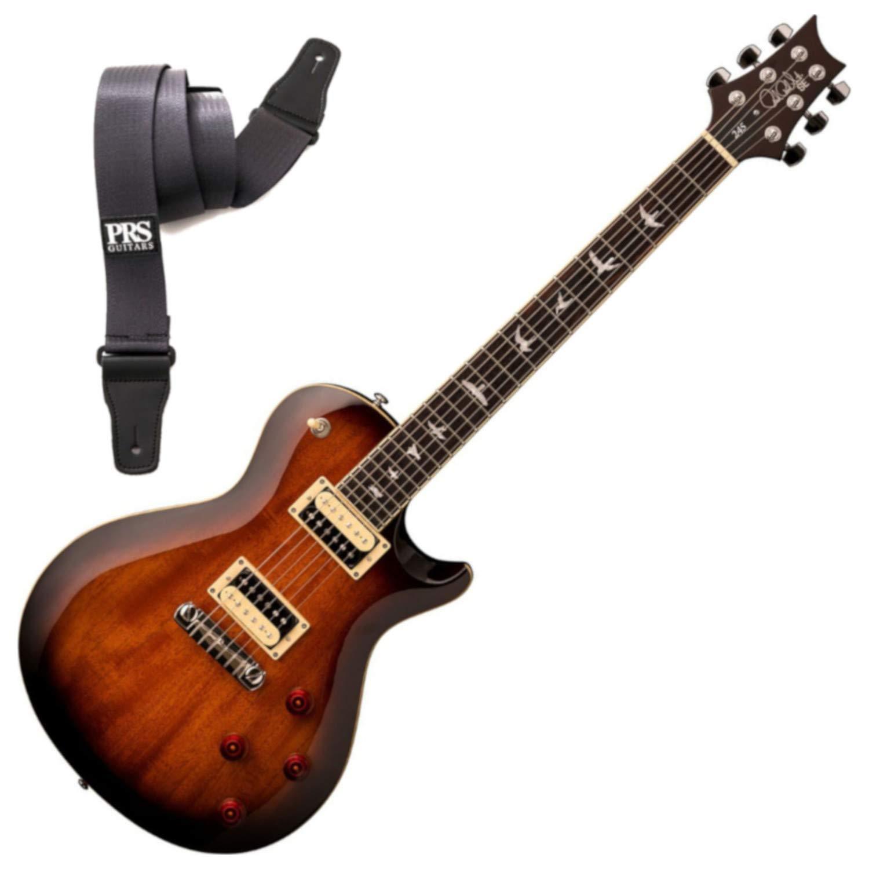 Cheap PRS SE 245 Standard TS - Tobacco Sunburst Electric Guitar w/PRS Strap Black Friday & Cyber Monday 2019