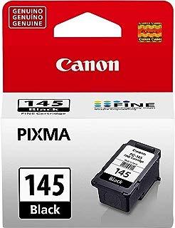 Cartucho de Tinta PG-145, Canon, Preto