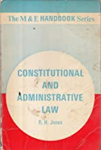 Constitutional and administrative law (The M. & E. handbook series)
