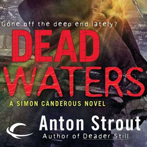 Dead Waters audiobook cover art