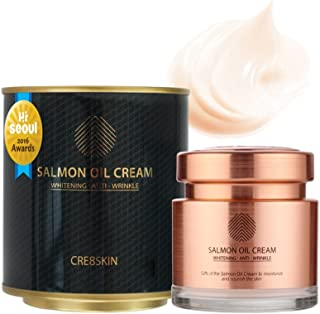 salmon oil cream benefits