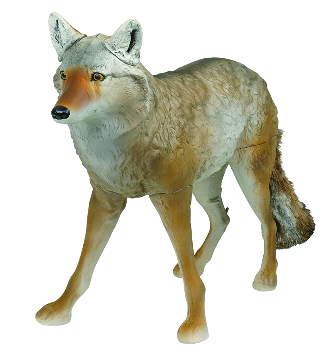 Flambeau Outdoors 5985MS-1 Masters Series Lone Howler Coyote Decoy
