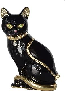 Best black cat trinket box Reviews