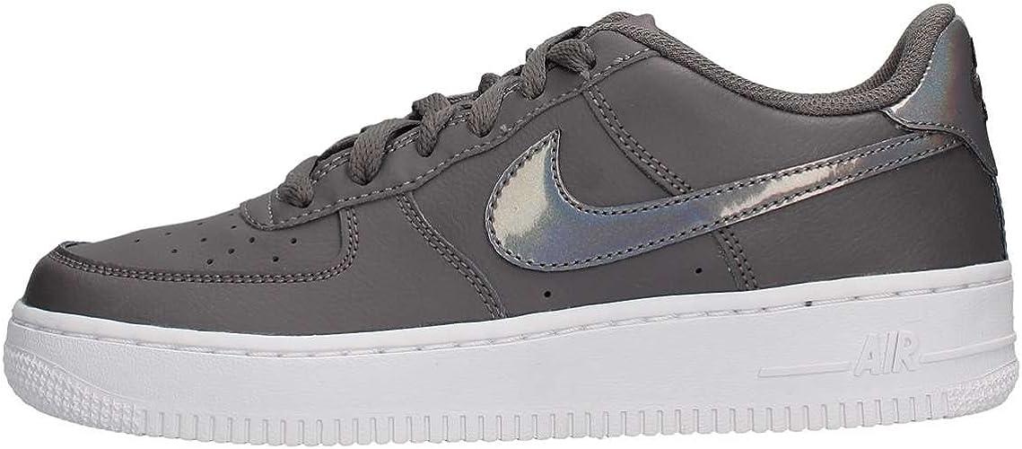 Nike Air Force 1 (GS), Scarpe da Ginnastica Donna : Amazon.it: Moda