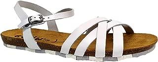 CCILU Horizon Polina White Sandals