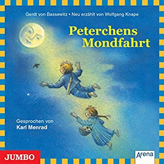 Peterchens Mondfahrt (Moderne Klassiker als HörAbenteuer) Titelbild