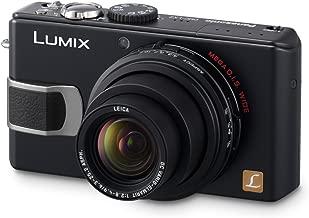 Panasonic DMC-LX2K 10.2MP Digital Camera with 4x Optical Image Stabilized Zoom (Black)