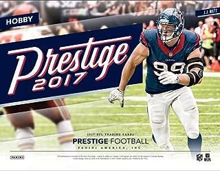 2017 prestige football hobby box