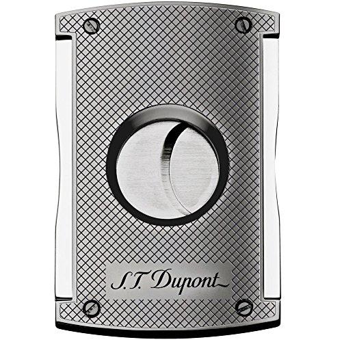 S.T. Dupont Maxijet Cutter X-Tend - Chrome Grid
