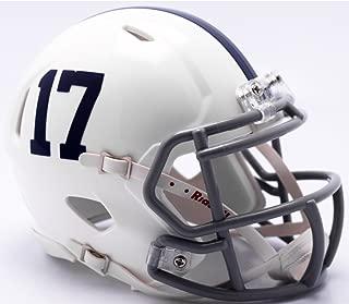 Penn State Nittany Lions Alternate 2017 NCAA Riddell SPEED Mini Helmet