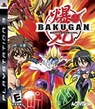 Bakugan: Battle Brawlers for Sony PS3 by ACTIVISION