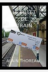 Le billet de train Format Kindle