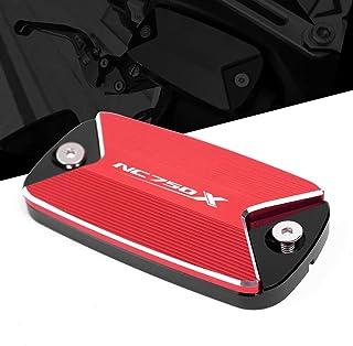 XUEFENG Maestro Reservoir coperchio motore anteriore Freno posteriore Fluid coperchio del serbatoio Cap for Kawasaki Z400 2019-2020 NINJA400 2018-2019 Color : Ninja400 Front Rear