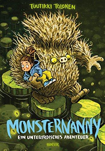 Monsternanny - Ein unterirdisches Abenteuer (Monsternanny, 2, Band 2)