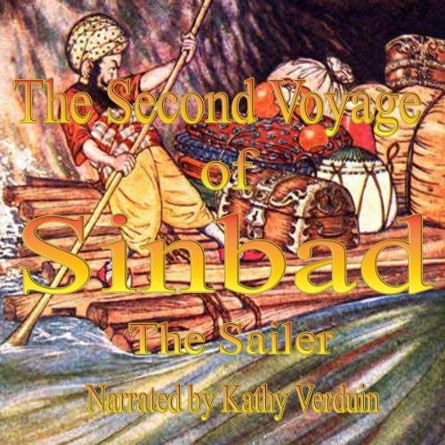 The Second Voyage of Sinbad the Sailor cover art