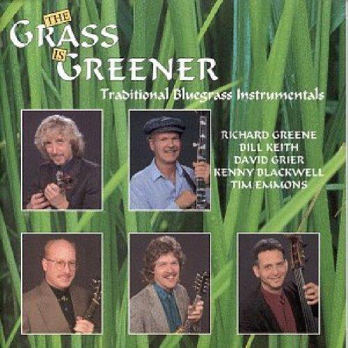 Grass Is Greener by Richard Greene (1995-04-07)