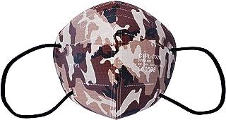 FFP2 Mondmasker | 25 stuks | Beschermingsmasker | FFP2 | 5-laags | CE-gecertificeerd | Afzonderlijk Verpakt | Mondkapje | ...